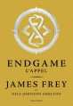Couverture Endgame, tome 1 : L'appel Editions Gallimard  2014