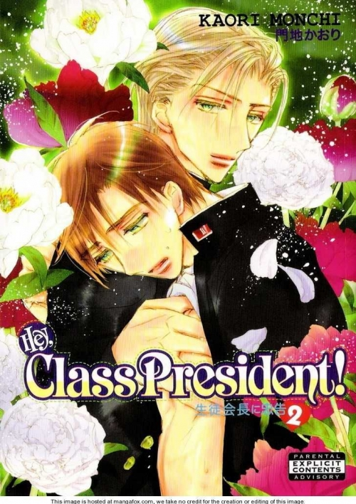 Couverture Hey, Class President !, tome 2