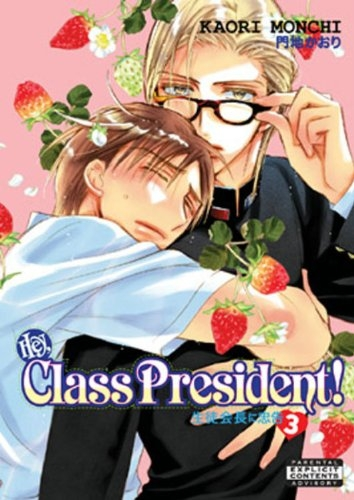 Couverture Hey, Class President !, tome 3