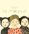 Couverture Le masque Editions Didier Jeunesse 2011