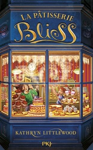 Couverture La pâtisserie Bliss, tome 1