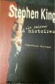 Couverture Stephen King le faiseur d'histoires Editions France Loisirs 1999