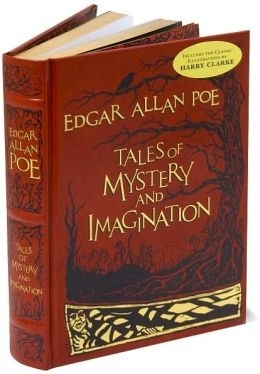 Couverture Tales of Mystery and Imagination