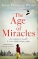 Couverture L'âge des miracles Editions Simon & Schuster (UK) 2013