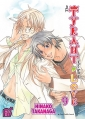 Couverture The tyrant who fall in love, tome 09 Editions Taifu comics (Yaoï) 2014