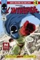 Couverture L'Intrépide, tome 1 Editions Ankama 2014