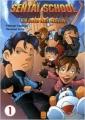 Couverture Sentaï school : L'école des héros, tome 1 Editions Kami 2006