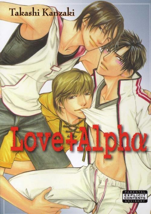 Couverture Love + Alpha