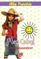 Couverture Le carnet d'Allie / Allie Punchie, tome 1 : Le déménagement Editions Le Livre de Poche (Jeunesse) 2010