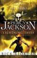 Couverture Percy Jackson, tome 1 : Le voleur de foudre Editions Puffin Books 2006