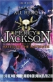 Couverture Percy Jackson, tome 4 : La bataille du labyrinthe Editions Puffin Books 2009