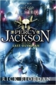 Couverture Percy Jackson, tome 5 : Le Dernier Olympien Editions Puffin Books 2010
