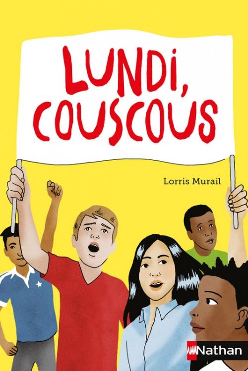 Couverture Lundi, couscous