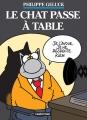 Couverture Le chat, tome 19 : Le chat passe à table Editions Casterman 2014