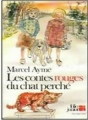 Couverture Les Contes rouges du chat perché Editions Folio  (Junior) 1979