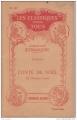 Couverture Contes de Noël Editions Hatier (Les Classiques pour tous - Etrangère) 1934