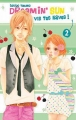 Couverture Dreamin' Sun : Vis tes rêves !, tome 02 Editions Delcourt (Shojo) 2014
