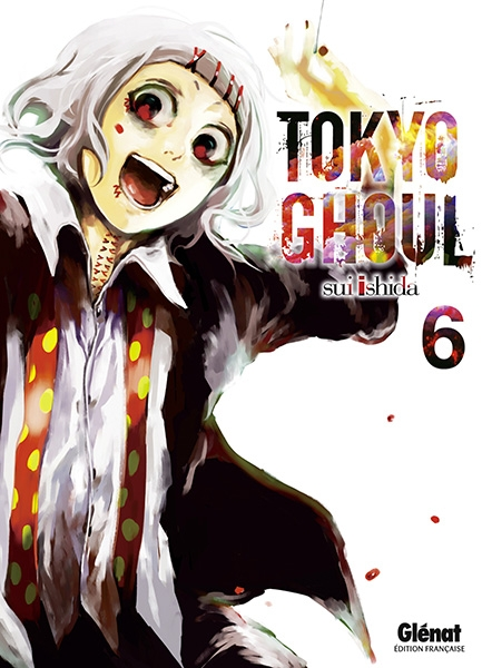 Couverture Tokyo Ghoul, tome 06
