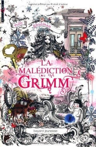 Couverture La malédiction Grimm