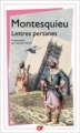 Couverture Lettres persanes Editions Flammarion (GF) 2011