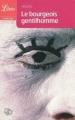 Couverture Le bourgeois gentilhomme Editions Librio (Théâtre) 2009