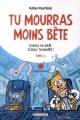Couverture Tu mourras moins bête, tome 3 : Science un jour, science toujours ! Editions Delcourt 2014