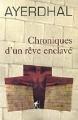 Couverture Chroniques d'un rêve enclavé Editions Au diable Vauvert 2003