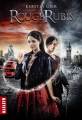 Couverture Trilogie des gemmes, tome 1 : Rouge rubis Editions Milan (Macadam) 2014