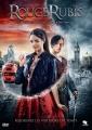 Couverture Trilogie des gemmes, tome 1 : Rouge rubis Editions Milan 2014