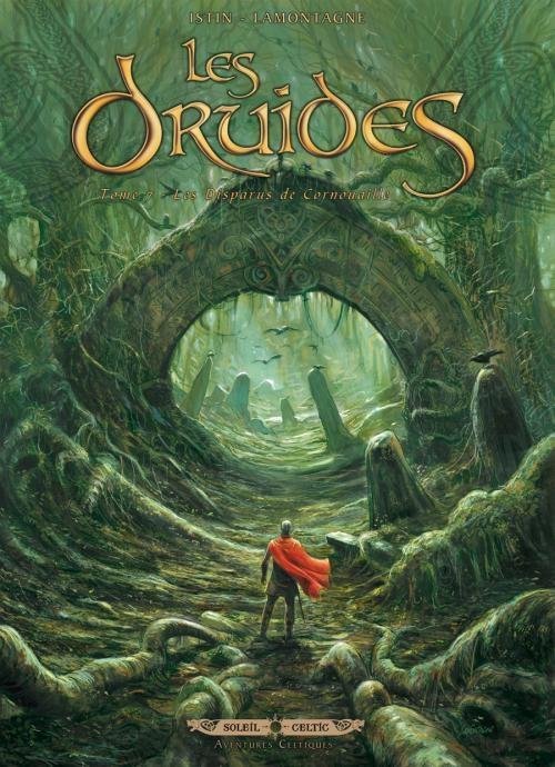 Couverture Les Druides, tome 7 : Les disparus de Cornouailles