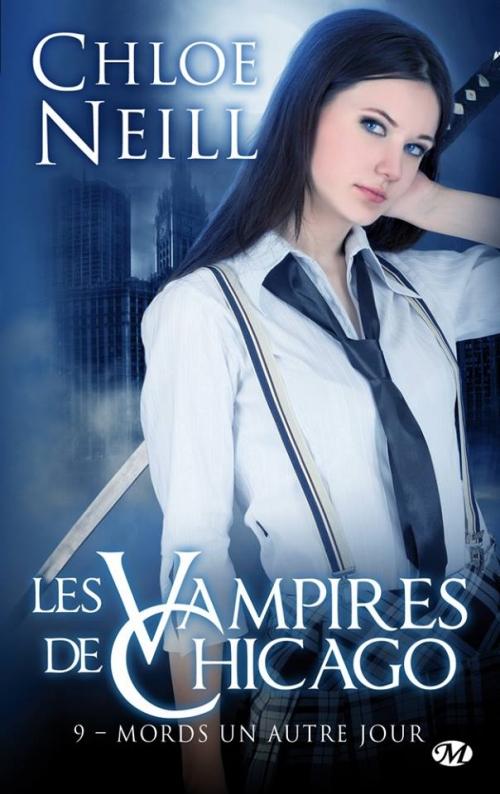 Couverture Les Vampires de Chicago, tome 09