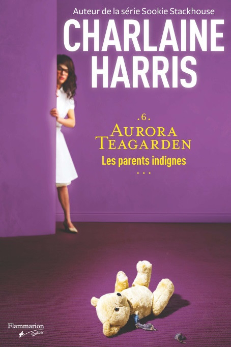 Couverture Aurora Teagarden, tome 6 : Crime et baby-sitting / Les parents indignes