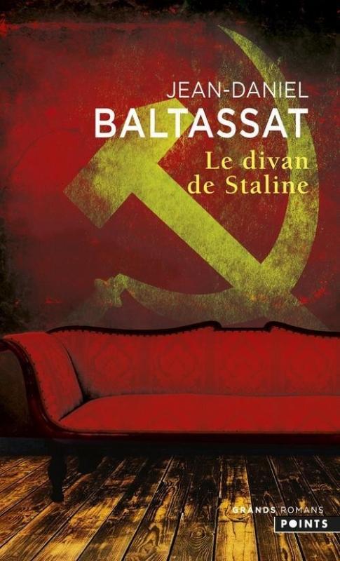 Couverture Le divan de Staline