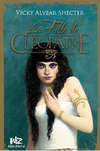 Couverture La fille de Cléopâtre