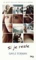 Couverture Si je reste Editions Pocket (Jeunesse) 2014
