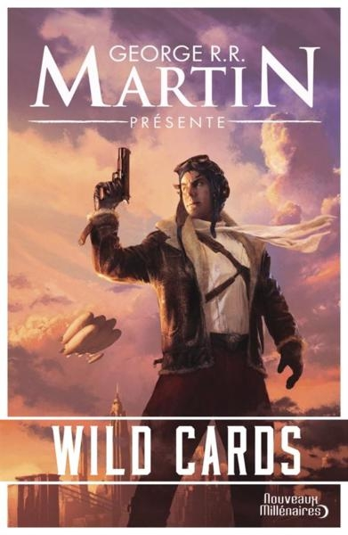 Couverture Wild Cards (Martin), tome 01