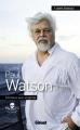 Couverture Capitaine Paul Watson : Entretien avec un pirate Editions Glénat 2013