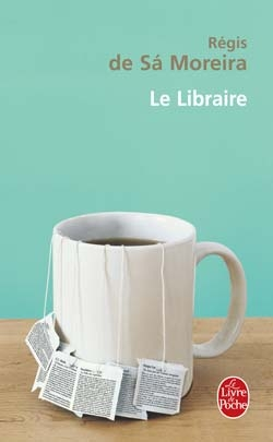 Couverture Le libraire