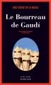 Couverture Le Bourreau de Gaudi Editions Actes Sud (Actes noirs) 2014