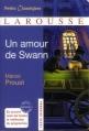 Couverture Un amour de Swann Editions Larousse (Petits classiques) 2012
