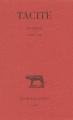Couverture Annales Editions Les belles lettres (Collection des universités de France - Série grecque) 1990