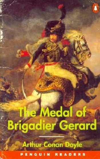 Couverture The medal of Brigadier Gerard