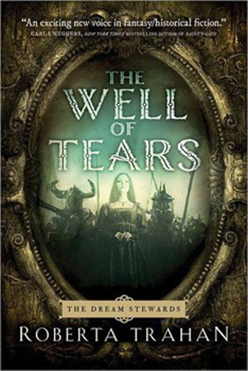 Couverture The Dream Stewards, book 1: The Well of Tears