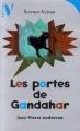 Couverture Les Portes de Gandahar Editions Hachette (Vertige - Science-Fiction) 1999
