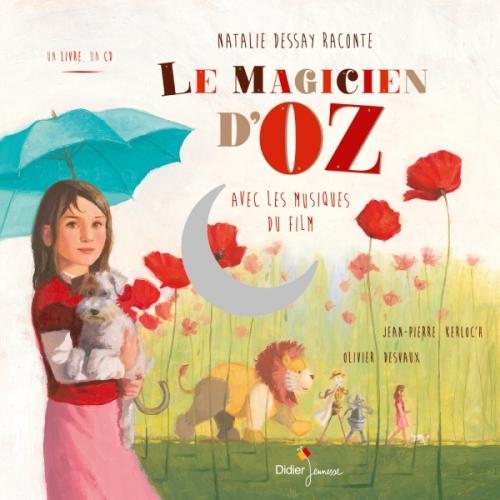Couverture Le magicien d'Oz (Desvaux et Kerloc'h)