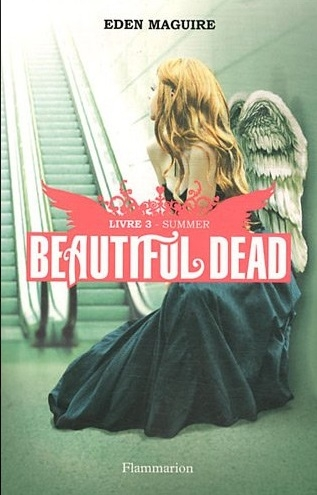 Couverture Beautiful dead, tome 3 : Summer