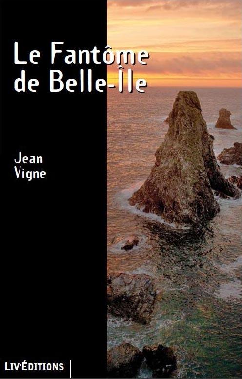 Couverture Le Fantôme de Belle-île