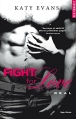 Couverture Fight for love, tome 1 : Real Editions Hugo & cie (New romance) 2014