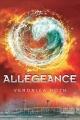 Couverture Divergent / Divergente / Divergence, tome 3 : Allégeance / Au-delà du mur Editions Nathan 2013