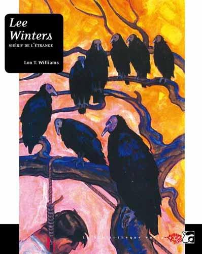 Couverture Lee Winters : Shérif de l'étrange